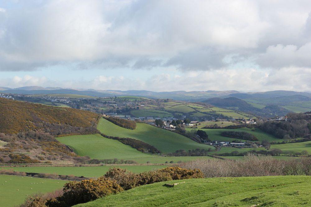 Ceredigion, Wales