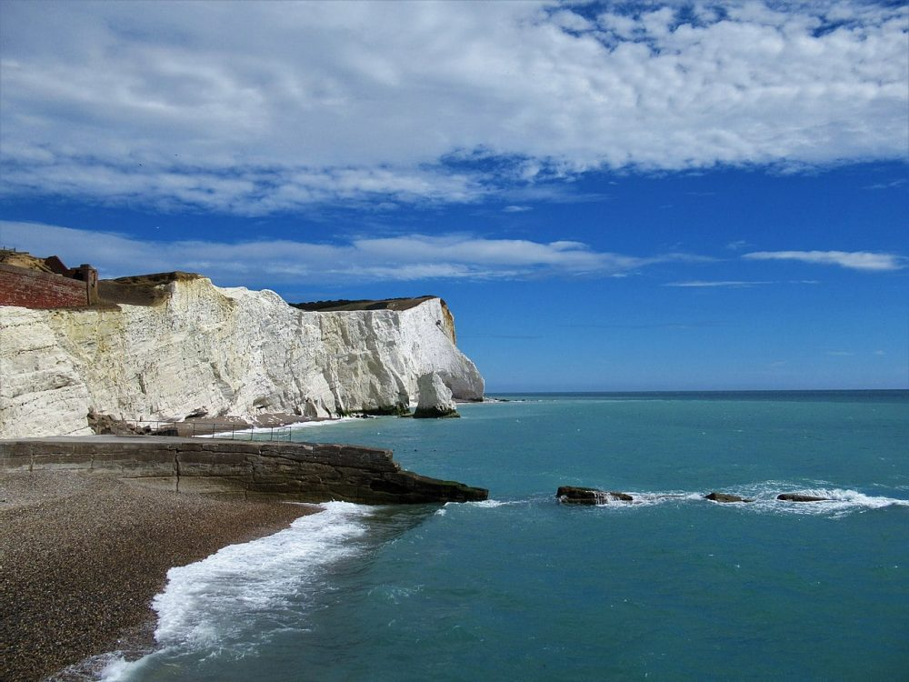 Seaford Head Nature Reserve, East Sussex