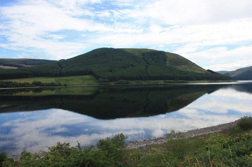 St Mary's Loch, Scottish Borders