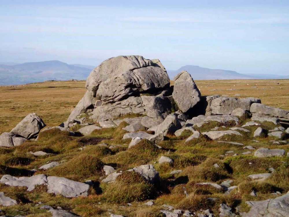 Ward's Stone, Forest of Bowland.