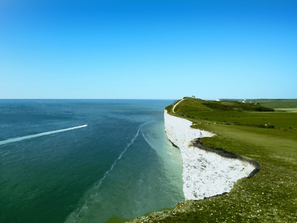 Seven Sisters on the Kent coast