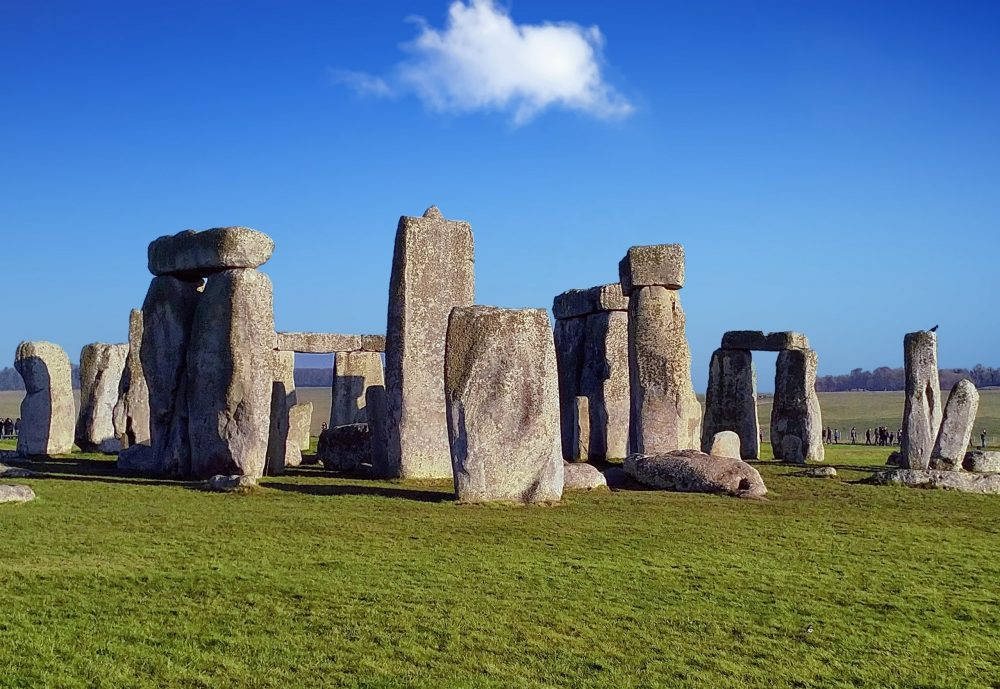 Stonehenge © Bart Jelenski